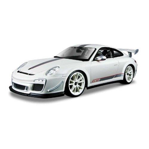 Bburago 11036W - Modellauto 1:18.Porsche Gts Rs 4.0,  Fahrzeuge (farblich sortiert)
