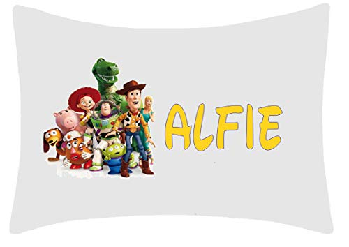 Toy Story Personalised pillow case