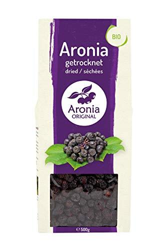 Aronia Original Baies Aronia séchées Bio 500g