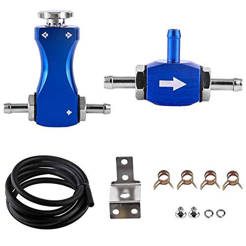 Turbolader Zubehör Turbo Boost Controller Kit Adjust Controller Entlüftungsventil Manueller Kit Boost Controller Kit Universal für Auto