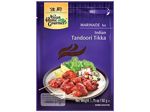 AHG Würzpaste Tandoori Tikka 50g, 12er Pack (12 x 50 g)