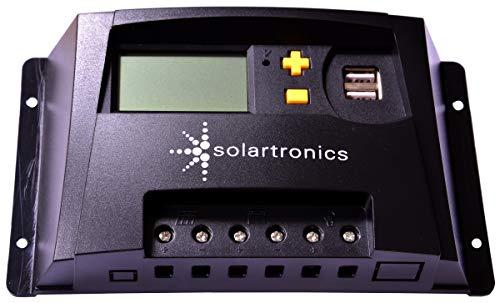 solartronics 20A Laderegler G 12V/24V gelb Photovoltaik Solarladeregler Solar PV