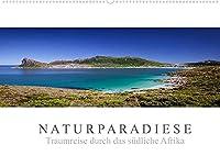 Naturparadiese - Traumreise durch das suedliche Afrika (Wandkalender 2022 DIN A2 quer): Stille und wundervolle Naturlandschaften (Monatskalender, 14 Seiten )