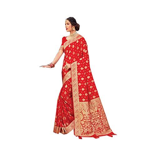 Indischer Designer traditioneller Bollywood-Sari aus reiner Seide, Sari-Bluse, Sari, Brautschmuck, Hochzeit, Cocktail-Party, Damen 9284
