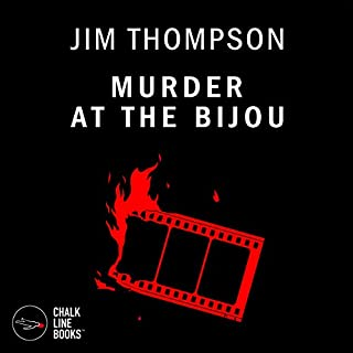 Murder at the Bijou cover art