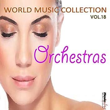 Orchestras, Vol. 18