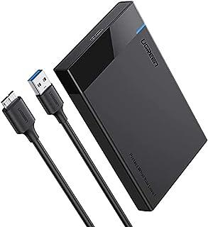 UGREEN 30848 External Hard Drive Enclosure Adapter USB 3.0 to SATA , 2725605637526
