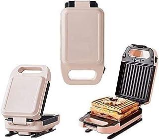 Totasters sandwich Machine à sandwich, grille-pain, presse à panini 650 W, gril électrique poêle à frire gaufrier jaffle