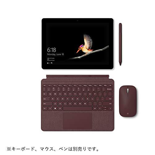 マイクロソフトSurfaceGo(サーフェスゴー)10インチPixelSenceディスプレイ/Windows10Home(Sモード)/第7世代Intel®Pentium®Gold4415Y/SSD128GB/メモリ8GB/OfficeHome&Business2019/シルバーMCZ-00032