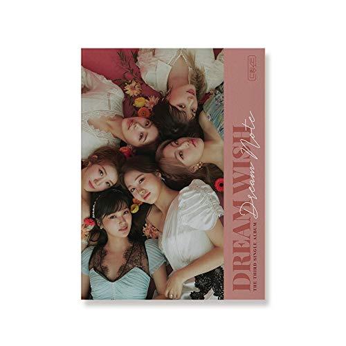 Kakao M DREAMNOTE - Dreamwish (3rd Single Album) Album