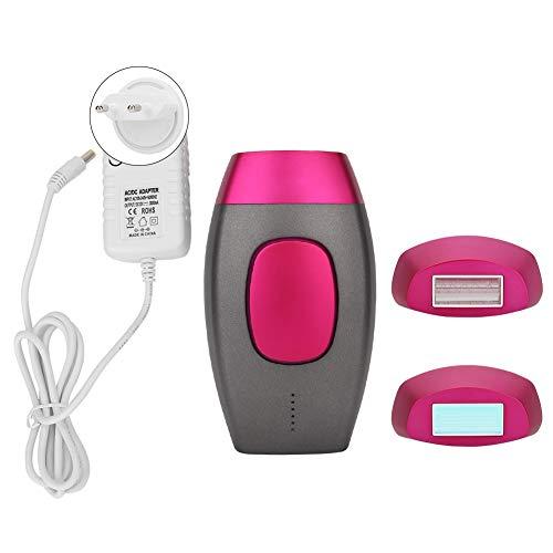Máquina depiladora láser unisex Depiladora casera Depilación corporal corporal indolora para hombres y mujeres(UE)
