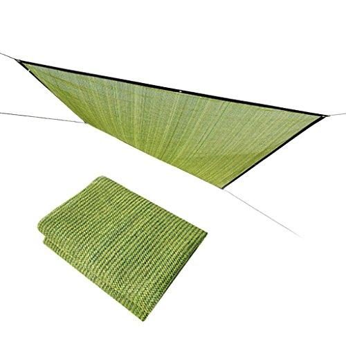 Bâche Filet d'ombrage, Sun Mesh Shade cryptage épaississement UV résistant net polyéthylène filet d'isolation thermique extérieure, diverses tailles (taille : 1.8 * 1m)