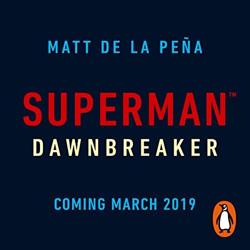 Superman cover art