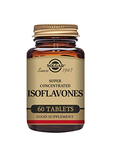 Solgar Super Concentrated Isoflavones Tablets - Pack of 60