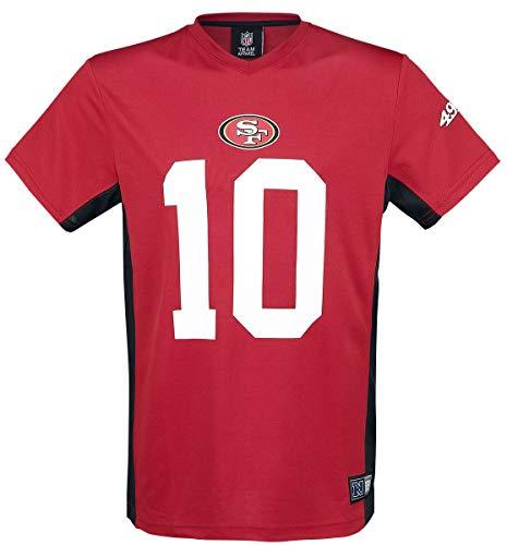 NFL San Francisco 49ers Garoppolo #10 T-Shirt rot M
