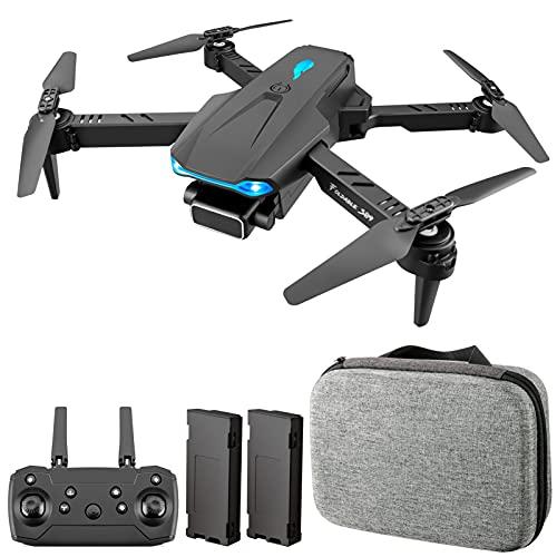 S89 RC Drone per principianti RC Aircraft Mini pieghevole Altitude Hold Quadcopter RC Toy Drone per bambini con modalità senza testa