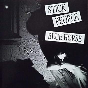 Blue Horse