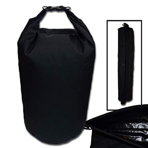 Survival Dry Bag Packsack Sack Wasserfest Kajak Kanu Seesack Faltsack 50l #16356