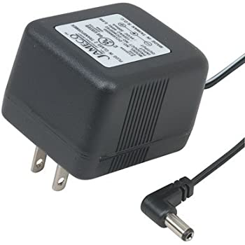 AC to DC Wall Adapter Transformer Single Output 9 Volt 0.5 Amp 4.5 Watt