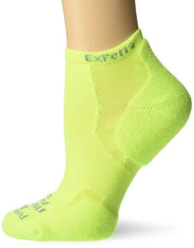 Thorlo Experia calzini per la corsa Electric Yellow Medium