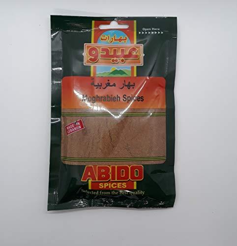 Abido - Gewürzmischung für Moghrabieh - Mograbieh Spices (50g)