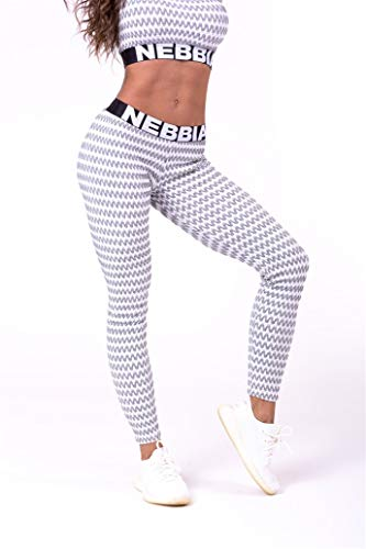 NEBBIA Leggings Donna 802 Camo camouflage Fitness Palestra