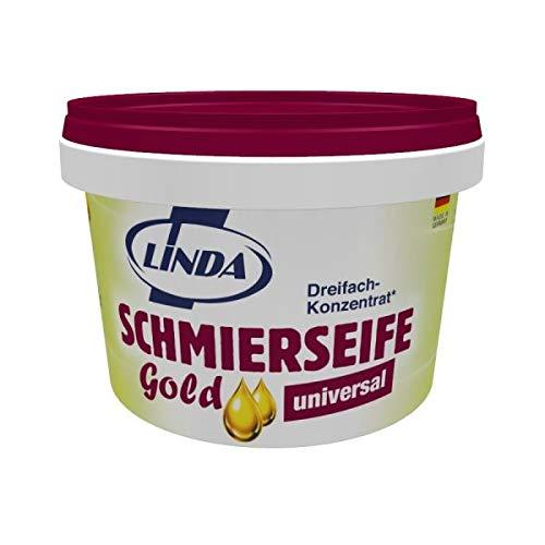 Linda Waschmittel GmbH & Co,KG Linda Natur Schmierseife 500ml