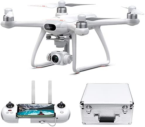 3 Axis Gimbal 4K Drone with Camera for Adults Potensic Dreamer Pro GPS Quadcopter with 2KM FPV product image