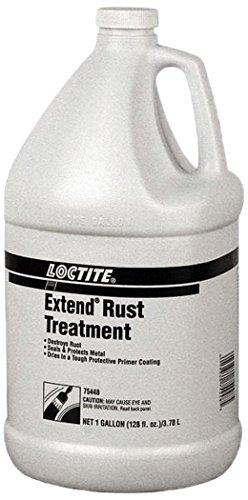 Loctite 75448 SF 7625 Extend Rust Treatment, 1 gal Bottle, Milky Liquid
