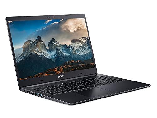 Acer Aspire 5 A515-55 15.6 inch Laptop - (Intel Core i5-1035G1, 8GB, 512GB SSD, Full HD Display, Windows 10, Black) - Amazon Exclusive
