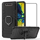 BestShare For Samsung Galaxy A80 Case with Screen