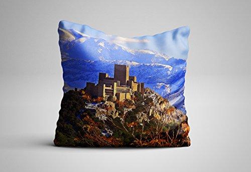 Cojín Castillo de Jaén 30 x 30 cm