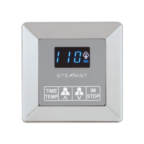 Big Save! Steamist TSC-250 Control, Bushed Nickel
