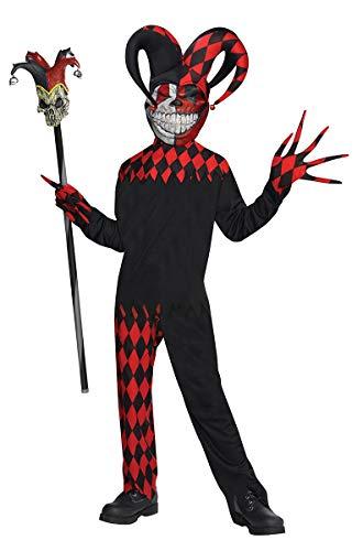 Amscan - 999 658 - Disfraz Ado De Joker Mad - 14-16 años