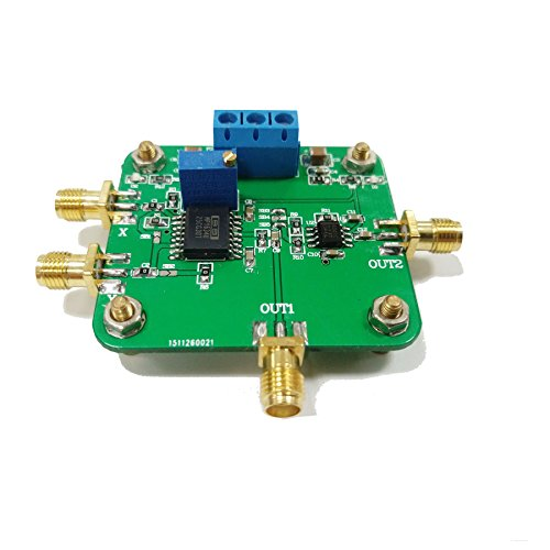 Review Taidacent MPY634 four-quadrant Aanalog multiplier operational amplifier module mixing frequen...