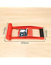 Drywall Carrying Tool,Heavy Duty Drywall Sheet Lifter Wood Board Panel Carrier Carry Handle Tool,for Lifting up Glass Board Plasterboard Wood