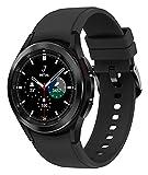 Samsung Galaxy Watch4 Classic, Runde Bluetooth Smartwatch, Wear OS, drehbare Lünette, Fitnessuhr,...