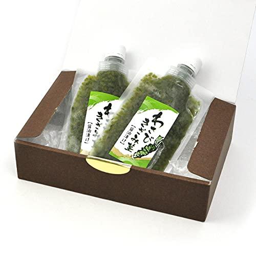 伊豆天城 わさび 本山葵の わさびきざみ茎 200g(100g×2)
