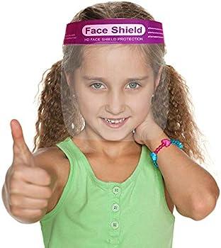 10-Pack Studio 21 Graphix Kids Anti-Fog Face Covering Mask