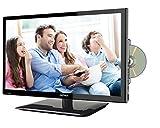 Denver 23,8 LED TV DVB-T2 h.265/C/S2, DENVER-LDD-2468