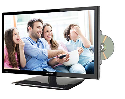 Denver 23,8 LED TV DVB-T2 h.265/C/S2, DENVER-LDD-2468