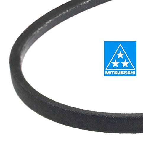 "MBL 3L260 (1260) Fractional Horsepower V-Belt, 3L Section, 3/8"" Width, 7/32"" Height, 26'' Length, Rubber"