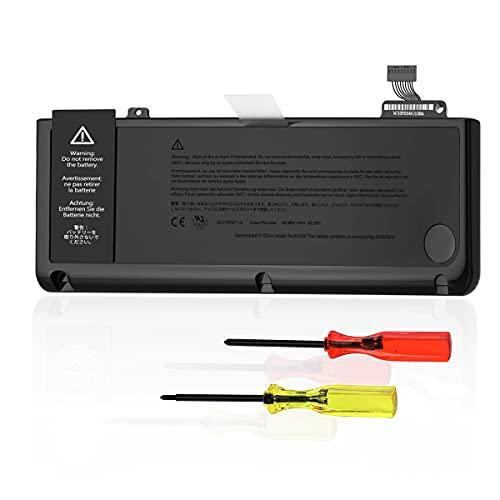 """A1322 Batería para Apple MacBook Pro 13"""" A1278 A1322(Mediados de 2009 / Mediados de 2010 / principios de 2011 / Finales de 2011 / Mediados de 2012)[10.95 V 63.5Wh Li-Polymer]"""