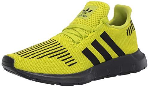 adidas Originals Swift Run Wanderschuh für Herren, Gelb (Semi Solar Gelb/Kern Schwarz/Carbon), 36.5 EU