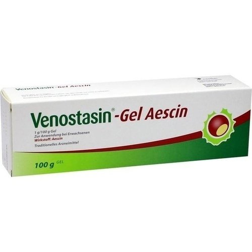 Venostasin - Gel Aescin, 100 g Gel