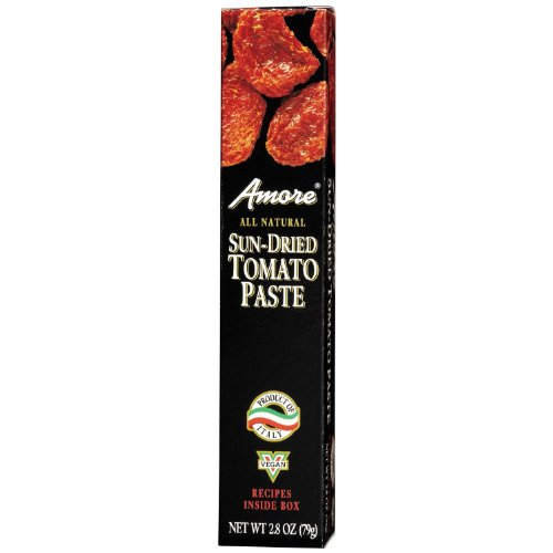 Amore Paste Sun-Dried Tomato Paste, 2.8 Ounce Units (Pack of 2)