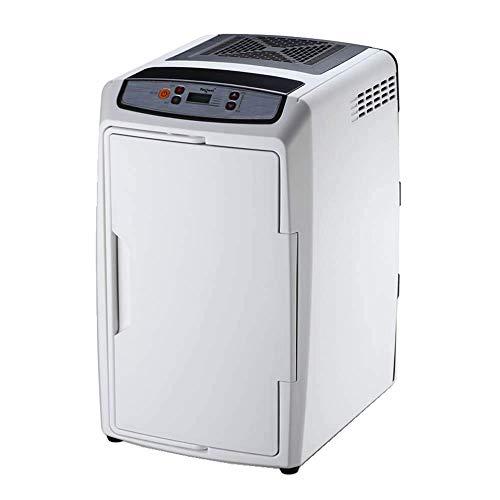 LXDDB Tragbare Auto Kühlschrank 12l/18l Auto nach Hause Dual-Use-Mini-Kühlschrank 12v/220v Dual Voltage Kühlschrank elektrische Gefriertruhe für die Reise