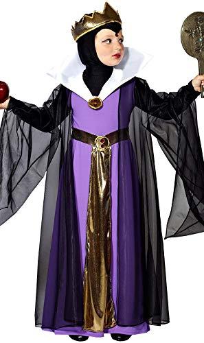 NELIDA FERNANDEZ RODRIGUEZ ( MESCAY) Disfraz de Madrastra Deluxe para nia