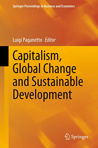 Capitalism, Global Change and Sustainable Development (Springer Proceedings in Business and Economics) (English Edition)