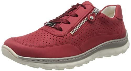 ara Damen TAMPA Sneaker, Rot 09), 39 EU(6 UK)